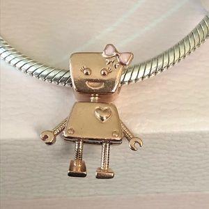 Pandora Rose Bella Bot Charm